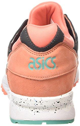 Asics Gel-lyte V - Chaussures De Sport Basses Unisexes - Adulte, Bleu (corail / Noir 2290), 43 Ue Bleu (corail / Noir 2290)