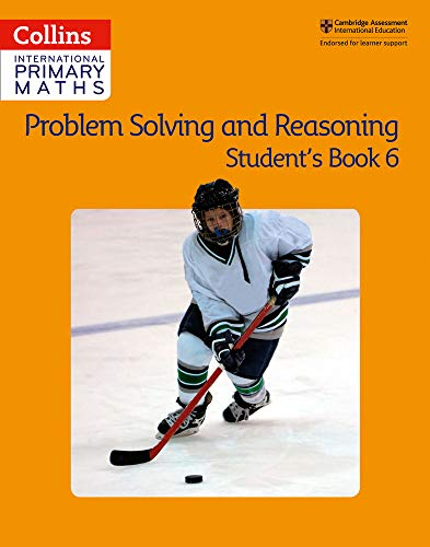 Collins International Primary Maths – Problem Solving & Reasoning Student Book 6
