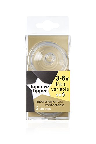 tommee-tippee-closer-to-nature-422140-tetinas-0-meses-flujo-variable-pack-de-2-unidades