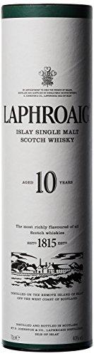 Laphroaig Islay Single Malt Whisky Escocés
