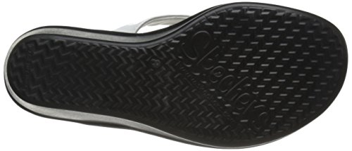 Memory Foam Eye Wedge Sandal Skechers Cali Rumblers Cat white