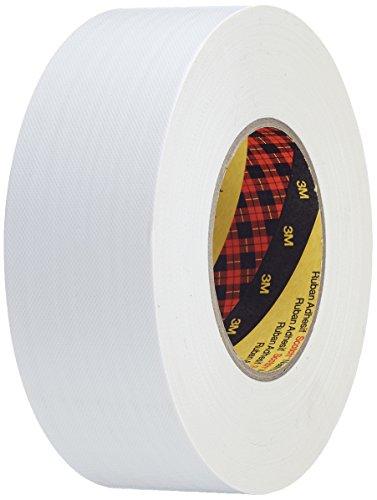 3M Premium Gewebeklebeband 389, weiss, 50 mm x 50 m (1-er Pack)