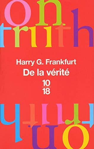 De la vérité par Harry G. FRANKFURT