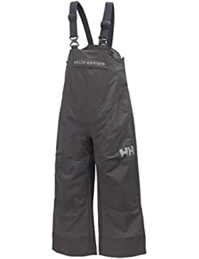 Helly Hansen K Shelter Vest - Peto para niños, color negro, talla 134/9