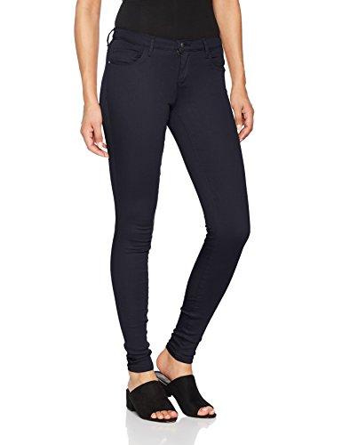 ONLY Damen Skinny Jeans 15139311, Blau (Night Sky), 42/L34 (Herstellergröße: XL)
