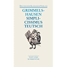 Simplicissimus Teutsch (Deutscher Klassiker Verlag im Taschenbuch)