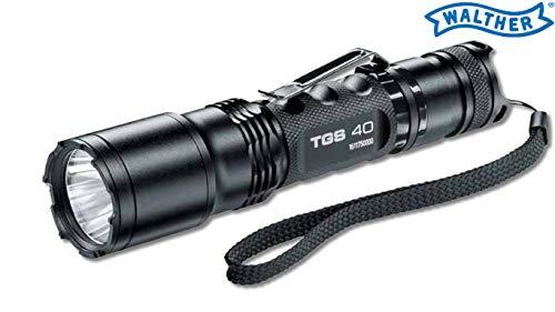 Walther Taschenlampen TGS 40 max 620 Lumen
