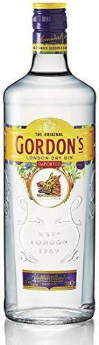 Gordon's London Dry Gin (1 x 0.7 l) - Euro-stil-glas-regal