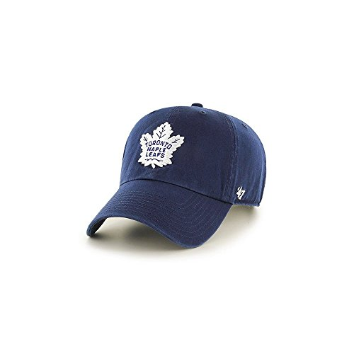 '47 NHL Toronto Maple Leafs Clean Up Adjustable Cap (Maple Leafs-hüte)