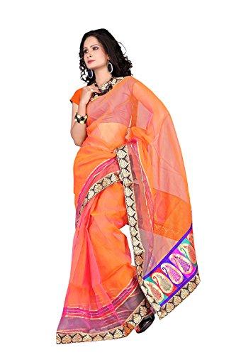 Florence Women's Tissue Sari (FL-10050-1)