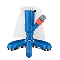 Elikliv Swimming Pool Cleaning Jet Vacuum with Brush for Spa/Splasher