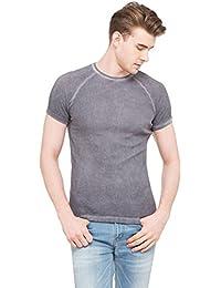 Globus Round Neck T-shirt - Blue