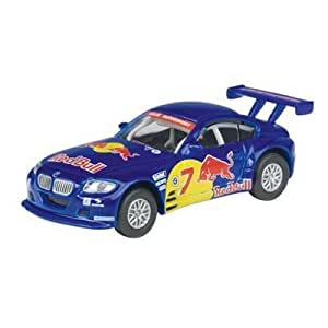 Schuco SCHU25572 BMW Z4 M Red Bull N? Coup?Scale 1:87 by Schuco