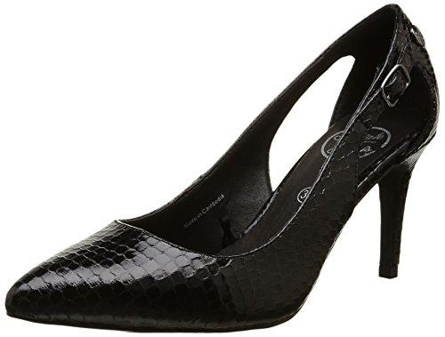 Initiale - Oliviana, Scarpe col tacco Donna Nero (nero)