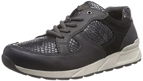 Tamaris 1-1-23603-25 221, Low-Top Sneaker donna Multicolore (Mehrfarbig (Grey Comb 221))