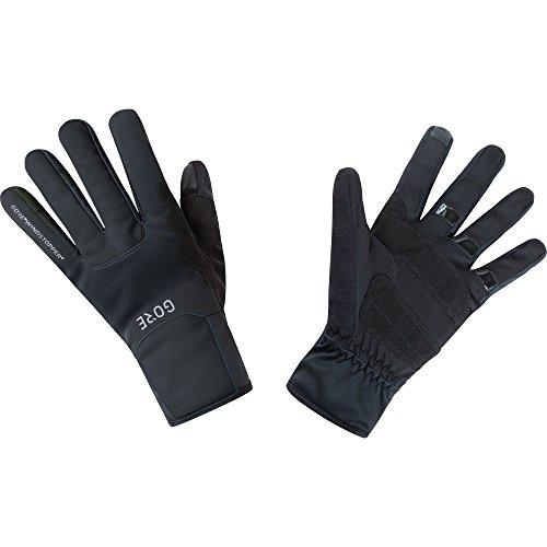 GORE Wear Unisex Winddichte Handschuhe, M GORE WINDSTOPPER Thermo Gloves, Größe: 7, Farbe: Schwarz, 100310