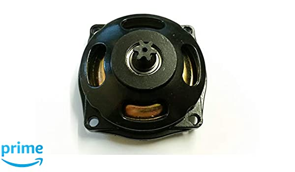 Mini Moto Quad ATV 47cc 49cc CLUTCHBELL Clutch 6T 6 TOOTH 8mm T8F Chain Minimoto