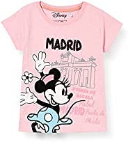 Cerdá Premium Minnie Camiseta para Niñas
