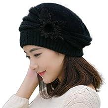 Culater® Le Donne Di Moda A Crochet Beanie Cappello Invernale Fi
