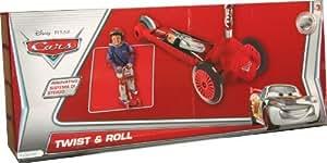 Disney - CARS - Twist & Roll - Patinette Avec 3 Roues + Sac - Jeu de Plein Air !!!