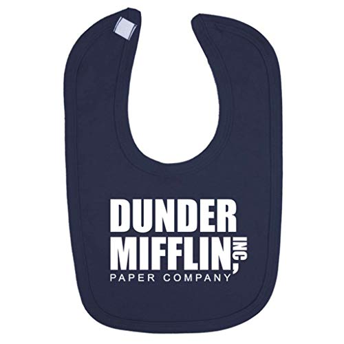 Michael Office Kostüm - Dunder Mifflin Paper Company The Office USA Baby And Toddler Bib