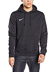 Nike Team Club Sweat-shirt à capuche Homme Obsidian/Obsidian/Football