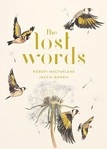 The Lost Words por Robert Macfarlane