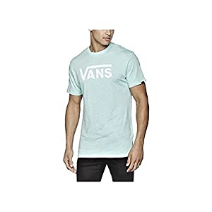 Vans T-Shirt Maniche Corte UOMO Classic Heather CELSTIAN Blue