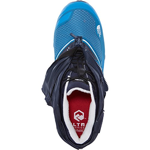 The North Face M Ultra Mt Winter, Chaussures de Trail Homme Blu (Urbnnavy/Tnfwht)