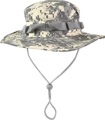 normani US GI Boonie Hat US Buschhut Safari Hut S-XL Farbe at-Digital Größe L -
