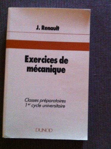 Exercices de mécanique classique et relativiste : 232 exercices classés avec rappels de cours et solutions abrégées (Dunod université)