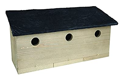 Ernest Charles AE80009 Sparrow Nest Box from Gardman