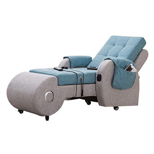 HYYQG Sofá De Masaje, Sala De Estar Lazy Couch Respaldo Alto SillóN...
