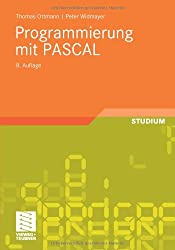 Programmierung mit PASCAL (German Edition)