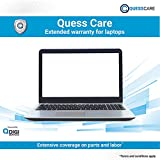 Quess 1 Year Care Plan (1 Year Extended Warranty Plan Post Expiry of 1st Year of Manufacturer Warranty) for Laptop Between 50