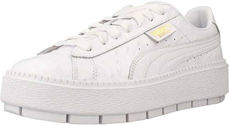 fbb06647789477 chaussures de sport puma femmes, marque, modèle, couleur blanche, femme  femme femme bla nche de chaus sures de sport du parent b07f7s6xhh trace  autruche ...