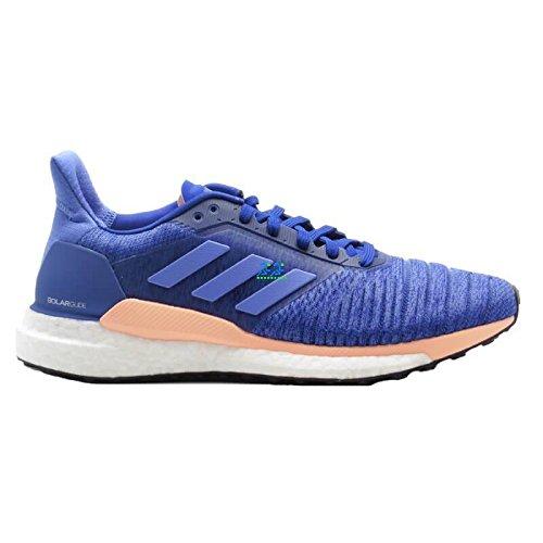 Adidas Solar Glide Women\'S Zapatillas para Correr - AW18-43.3