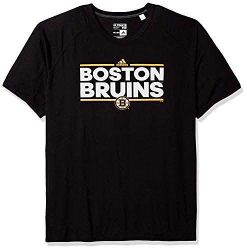 Climalite Performance T-shirt (adidas Boston Bruins NHL Dassler Climalite Performance S/S T-Shirt)