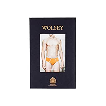 Wolsey Branded Low Rise Trunk in Orange - size XX-Large