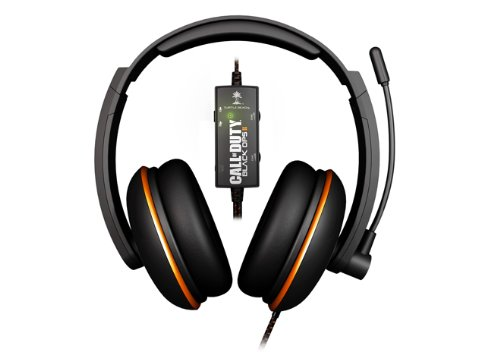Headset Turtle Beach Ear Force Kilo P11 Call of Duty Black Ops 2 für PS3,PC