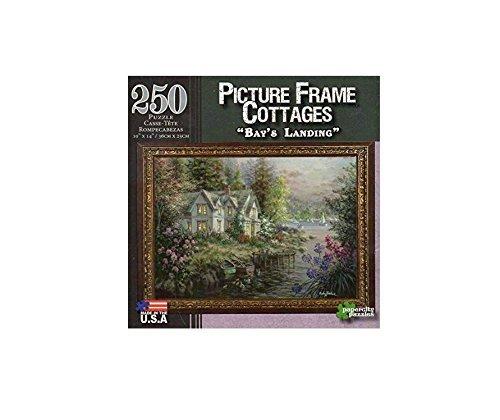 Unbekannt Picture Frame Puzzle Bay's Landing - 250 Pc by Puzzle Pelican Pc