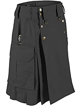 5.11 TACTICAL TACTICAL DUTY KILT 019: BLACK