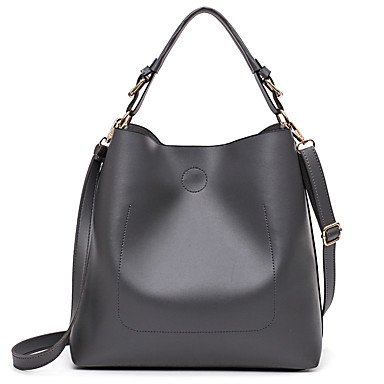 Le donne della moda Classic Crossbody Bag,Arrossendo rosa Gray