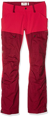 fjllrven-damen-keb-trousers-w-regular-wanderhose-hose-ox-red-38