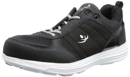 Chung Shi Duxfree Nassau 8800700, Herren Walkingschuhe, Schwarz (schwarz/grau), EU 42 (UK 8)