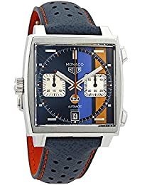 TAG Heuer Monaco Steve McQueen Special Edition Men s Watch CAW211R.FC6401 53ed8e7ac23