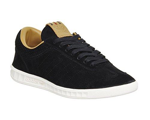 Adidas Hamburg S81661, Herren Sneaker Schwarz