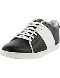 FOX HUNT Men's Black Casual Sneaker Shoes, Mens Casual Sneaker Shoes, Modern Casual Shoes For Mens