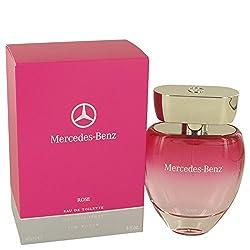 Mercedes Benz Eau De Toilette Spray 3 oz