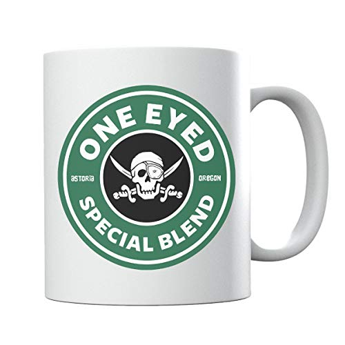 The Goonies One Eyed Willy Starbucks Special Blend Coffee Mug